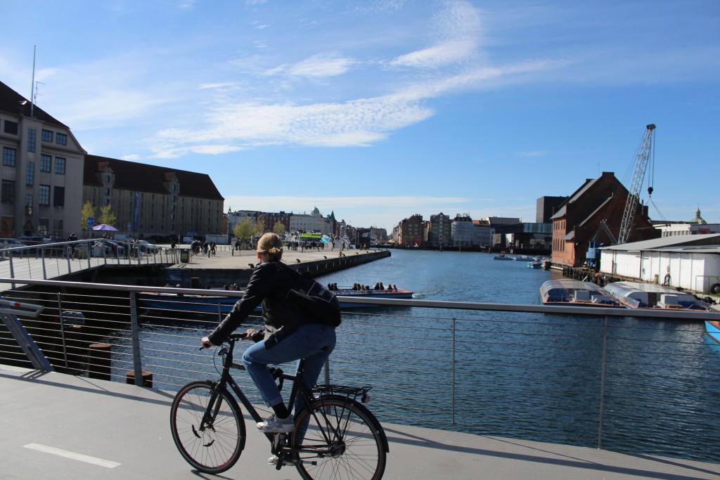 Bike and w