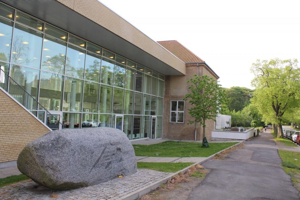 Marseliosborg Gymnasiu