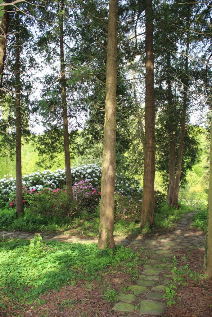 Mindeparken med havea