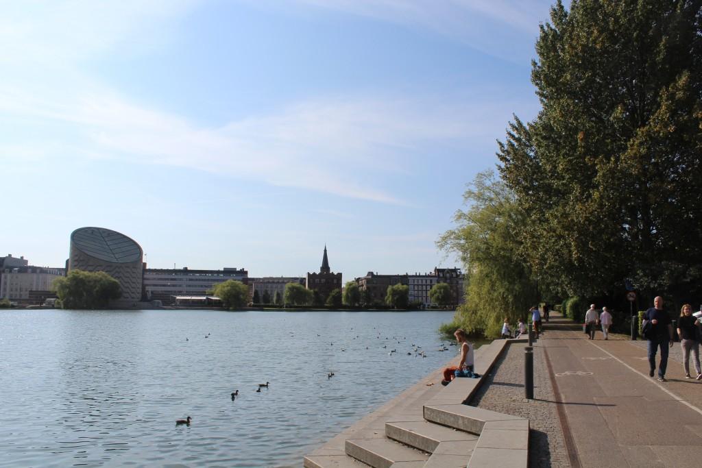 View to Sct Jørne
