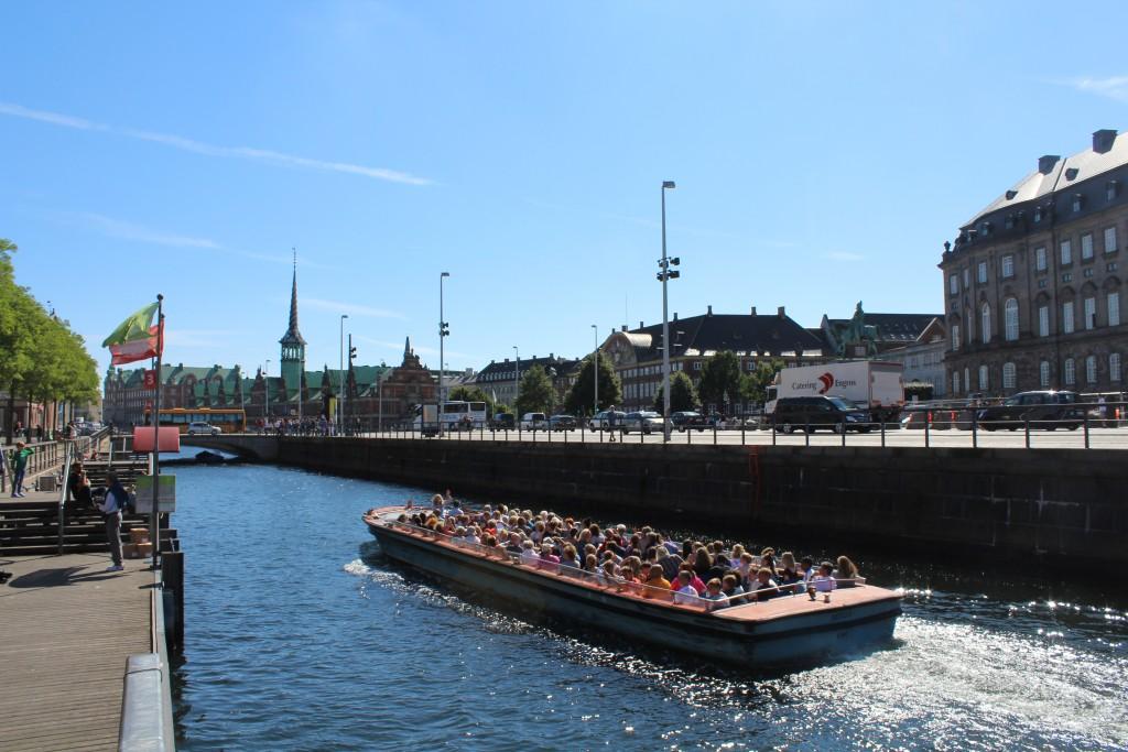 View to Slotsholmen