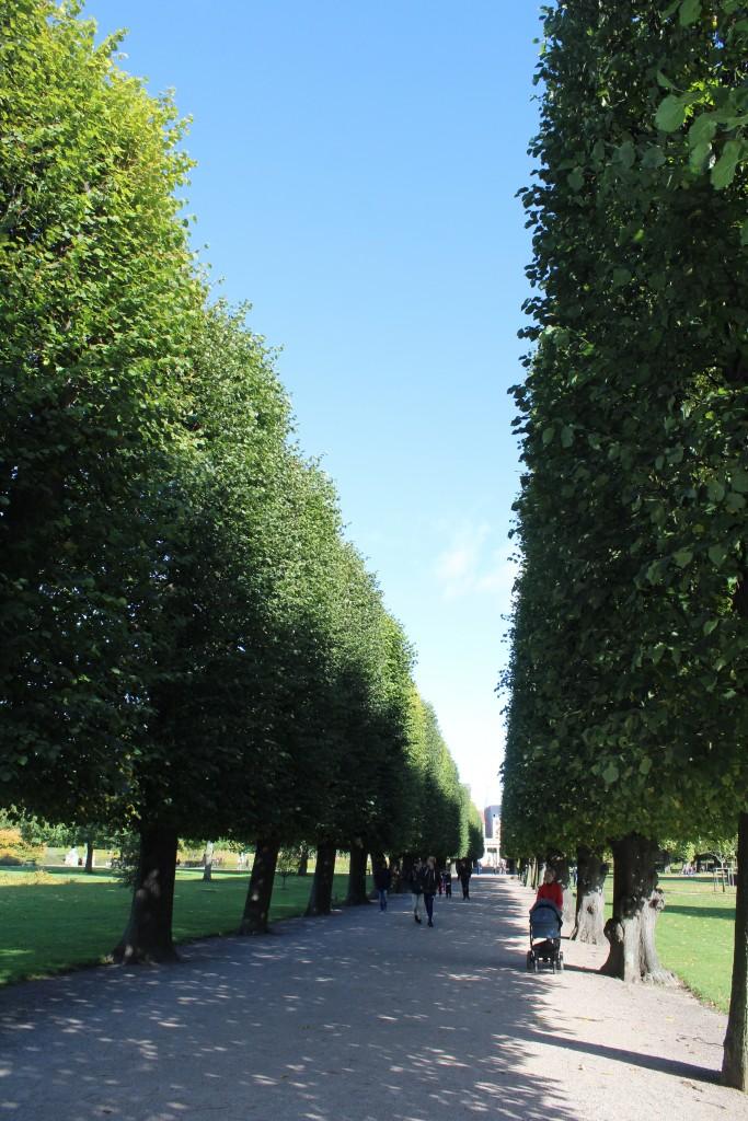 Kings Garden, Copenhagen