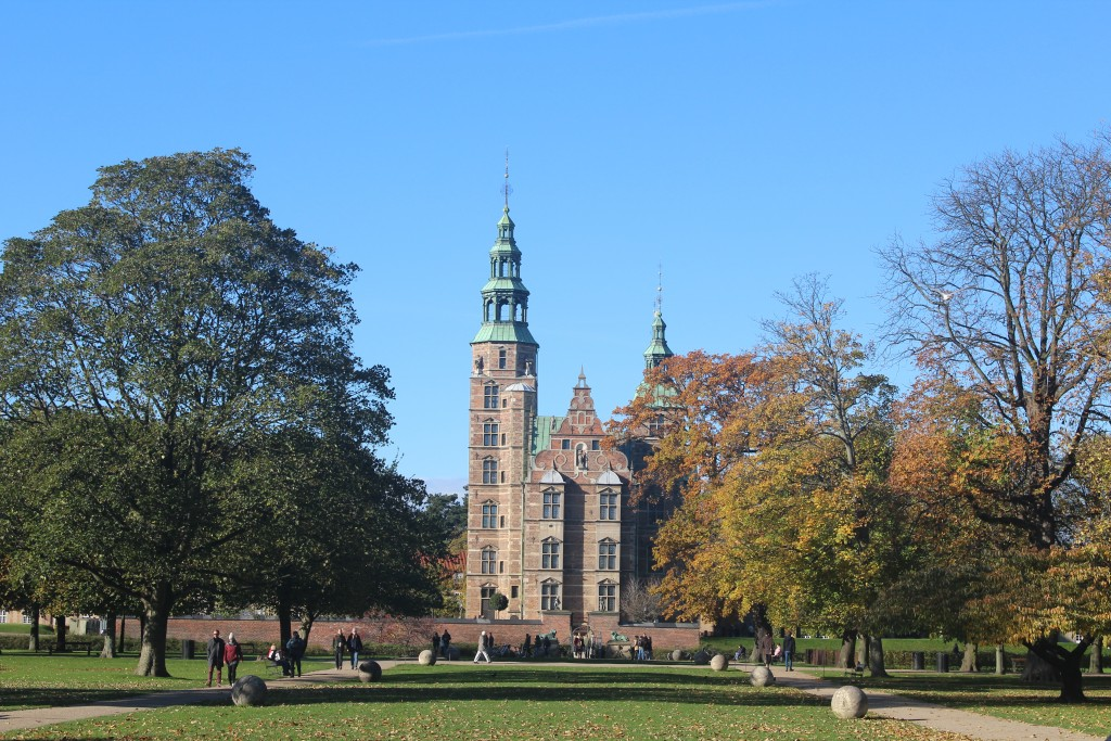 Rosenborg Slot i