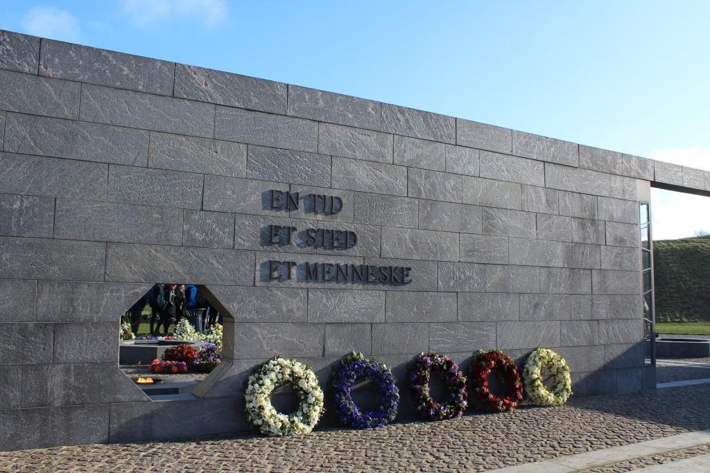 Det nationale monument i Kastellet