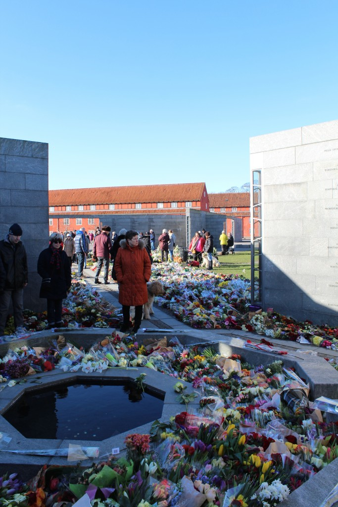 National Monument of Denmark International Missions since 1948. SPACE: A PERSON: Phot 22. february 2018 by Erik K Abrahamsen.