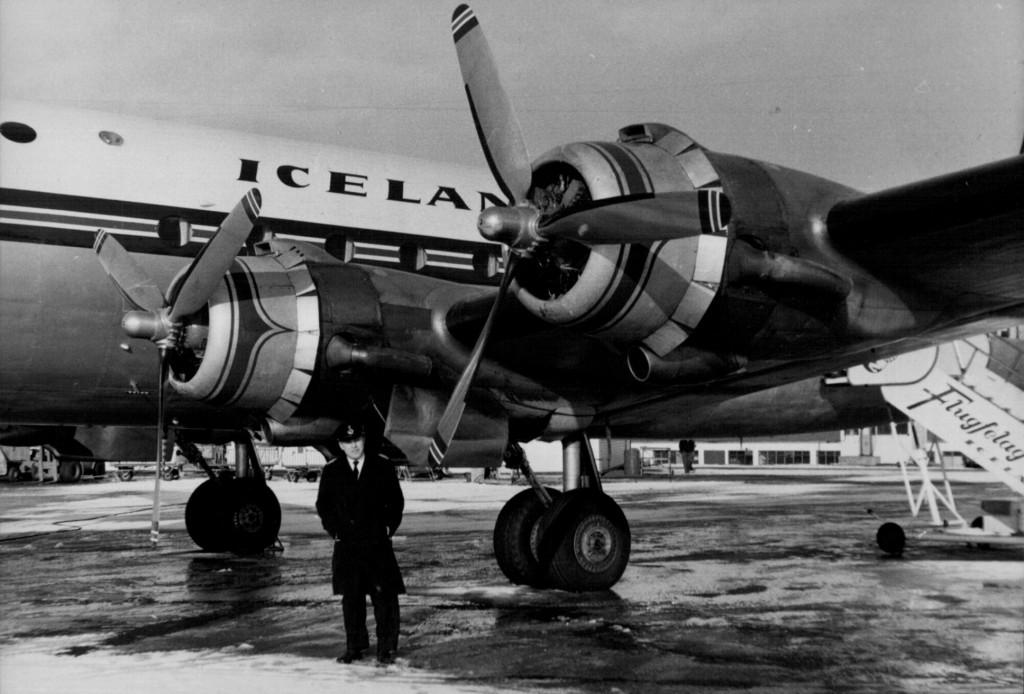 Afgand Kastrup Lufthavn med Iceland
