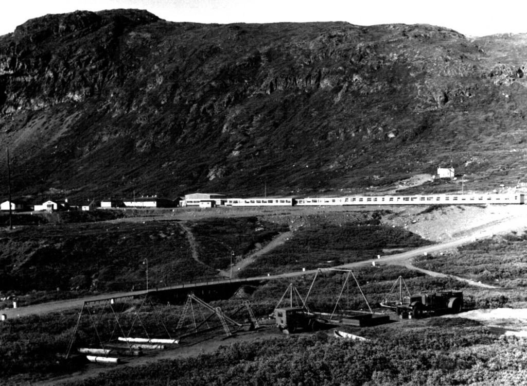 Flådestation Grønnedal 1961