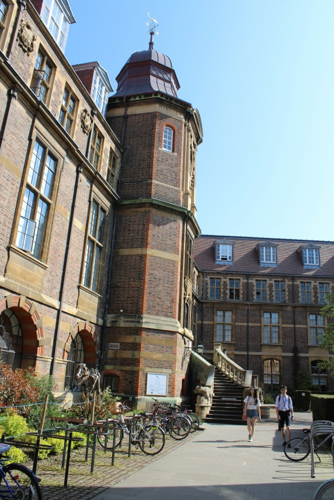 Sedgwick museum of Geology and Earth Csience. Photo 21. april 2017 by Erik k Abrahamsen.